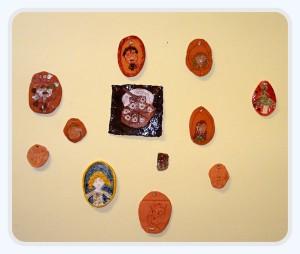 Galerie im Keramikraum