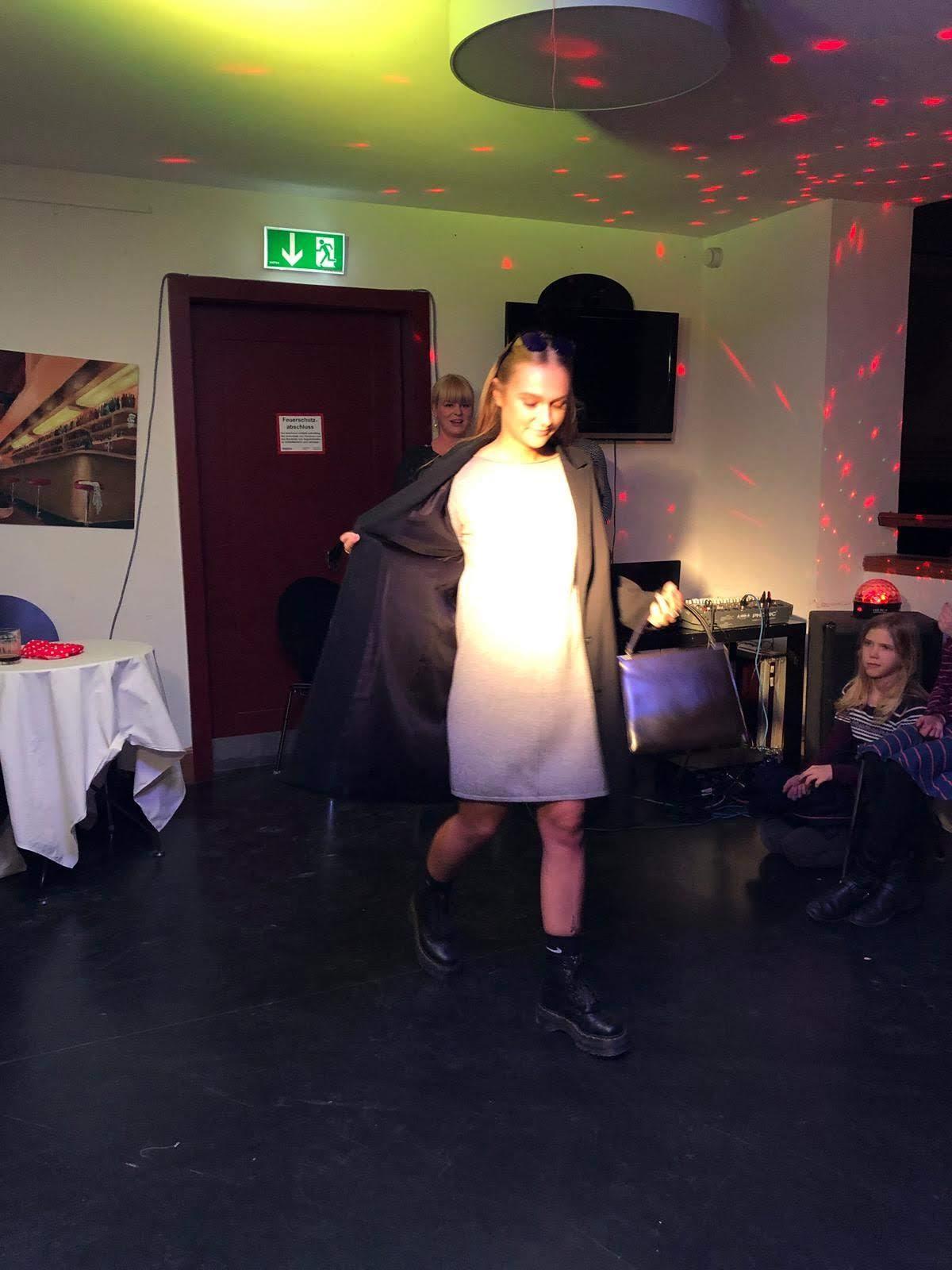 Frauentag Modenschau
