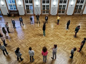 Hip Hop in der Aula 2