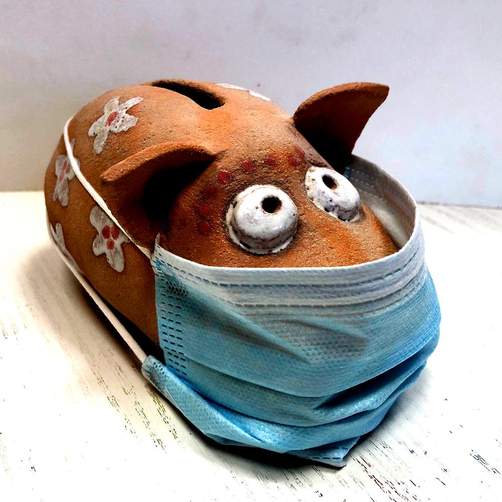 Maskenschweinchen